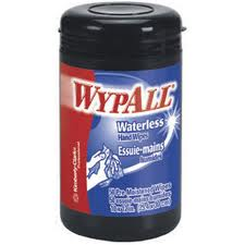 #58310 Kimberly Clark® Professional Wypall® Waterless Hand Wipes