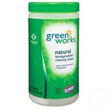 Green Works™ Biodegradable Wipes
