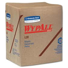 Kimberly Clark® Professional Wypall® 47000 L20 Disposable General Purpose Wipers