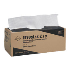 Kimberly Clark® Professional Wypall® 05322 L10 Disposable General PurposeWipers
