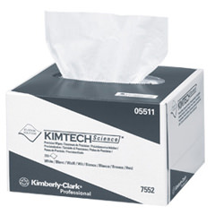 Kimberly Clark® Professional Kimtech Science® 05511 Disposable Precision Wipes