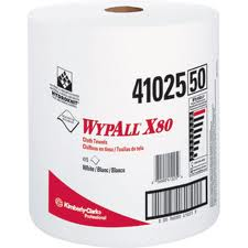 Kimberly Clark® Professional Wypall® 41025 X80 Disposable Wipers