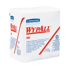Kimberly Clark® Professional Wypall® 41026 X80 Disposable Wipers