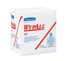 Kimberly Clark® Professional Wypall® 41200 X70 Disposable Wipers