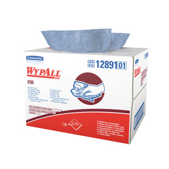 Kimberly Clark® Professional Wypall® 12891 X90 Disposable Shop Wipers-Brag Box