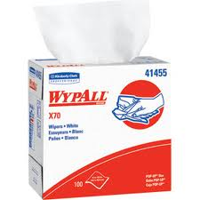 Kimberly Clark® Professional Wypall® 41455 X70 Disposable Wipers