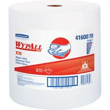 Kimberly Clark® Professional Wypall® 41600 X70 Disposable Wipers , Roll