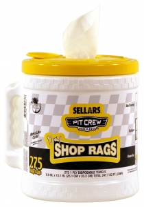 PIT CREW® BIG GRIP® LW BUCKET