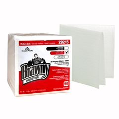 29215 Georgia Pacific® Brawny Industrial™ Disposable Airlaid Wipers