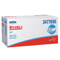 Kimberly Clark® Professional Wypall® 34770 X60 Disposable Wipers