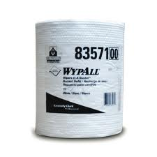 Kimberly Clark® Professional Wypall® 83571 X70 Disposable Bucket  Refills