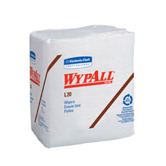 Kimberly Clark® Professional Wypall® 47022 L20 Disposable General Purpose Wipers