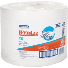 Kimberly Clark® Professional Wypall® 35015 X50 Disposable Wipers, Jumbo Roll