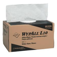 Kimberly Clark® Professional Wypall® 05320 L10 Disposable General Purpose Utility Towels