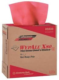 Kimberly Clark® Professional Wypall® 05930 X80 Disposable Wipers